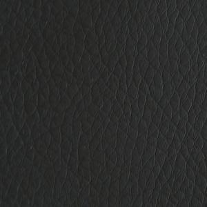 Leather look zwart