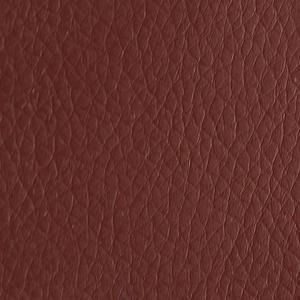 Leather look bruin