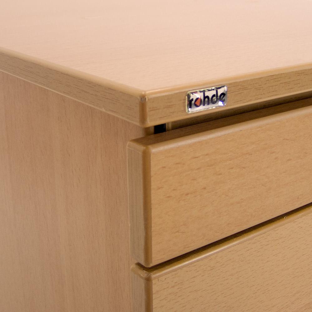 Gebruikte beuken Rohde ladeblok Tweedehands Rohde meubilair