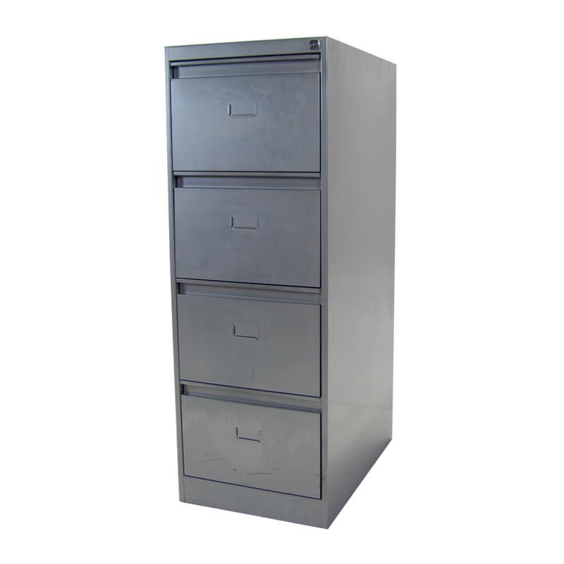 Gebruikte aluminium dossierkast Officetopper kantoormeubelen