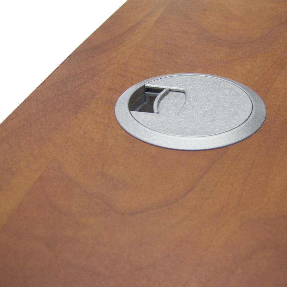Aluminium-doorvoerpunt-Officetopper