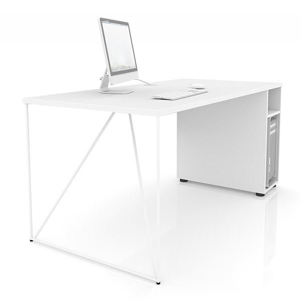 Het bureau Air met open kast