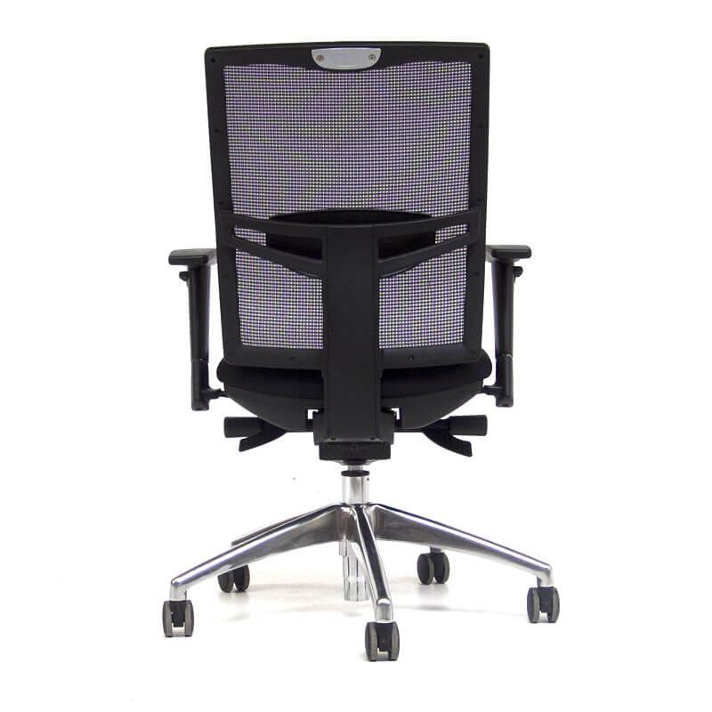 Gebruikte bureaustoel o.t. 02