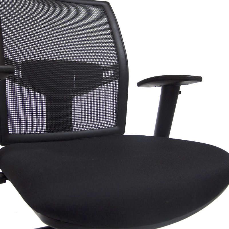 Tweedehands o.t. 02 bureaustoel met netbespannen rug