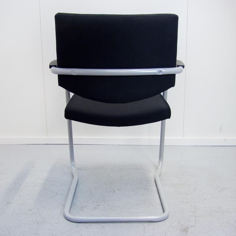 Gebruikte conferentiestoel Bravo Officetopper gebruikt kantoormeubilair