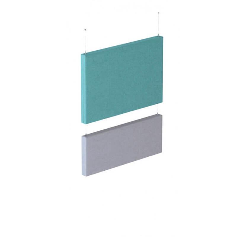 Akoestische panelen voor aan het plafond Officetopper