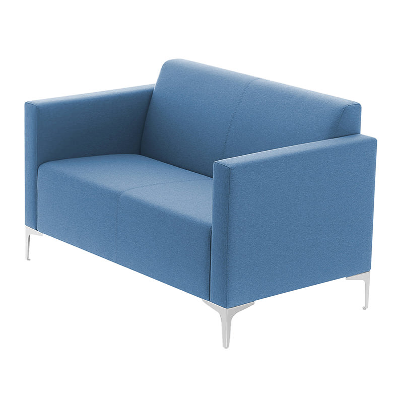 Blauwe cara small bank Officetopper