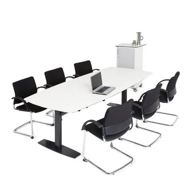 Sta vergadertafel kopen Officetopper