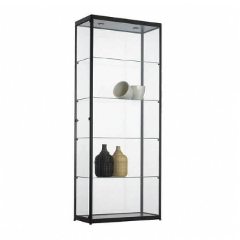 80cm Brede Vitrinekast Officetopper vitrines voor kantoor