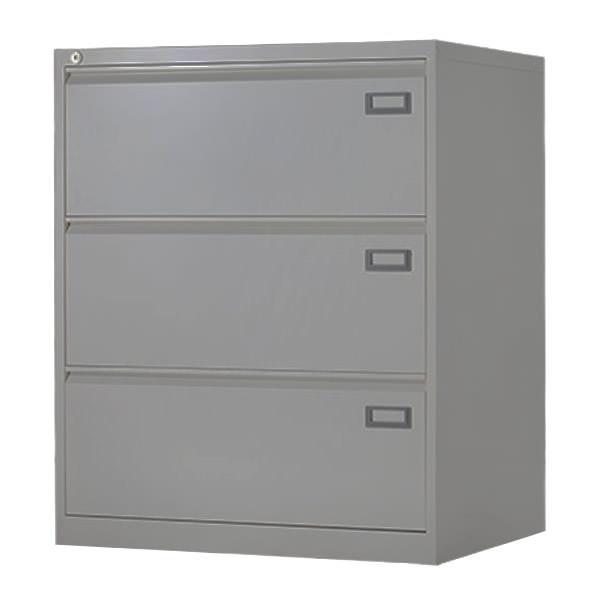 Aluminium-dubbele-dossierkast-Officetopper-kantoormeubelen