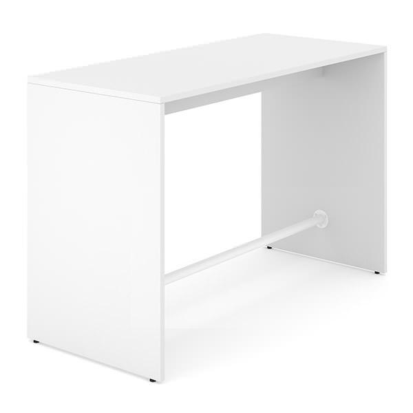 Witte bartafel Officetopper
