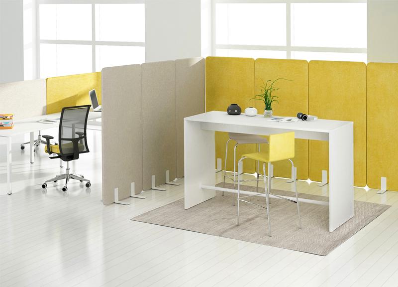 Bartafel statafel Ligth 160x70x105cm Officetopper voordelige statafels kopen