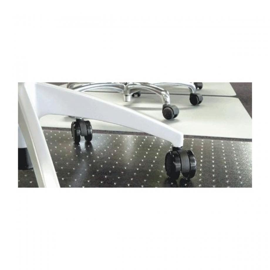 Beschermende vloermat 120x180cm - harde vloer