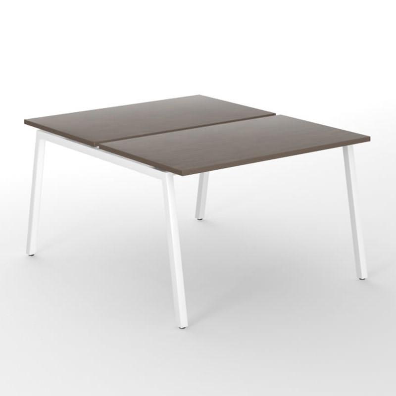 Duo bench werkplek goedkoop Officetopper