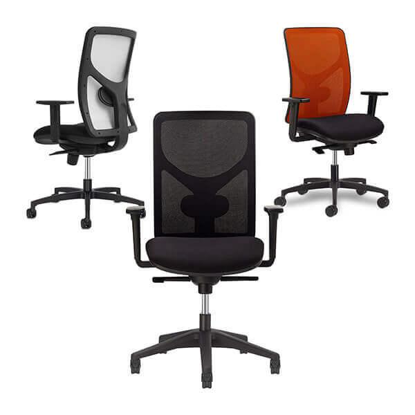 Ergonomische bureaustoel Sit1 Officetopper.com