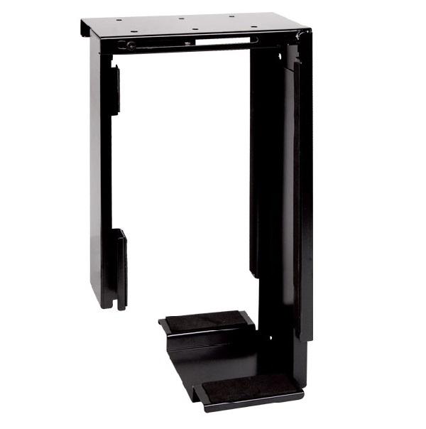 Zwarte Top Grip CPU houder | Officetopper