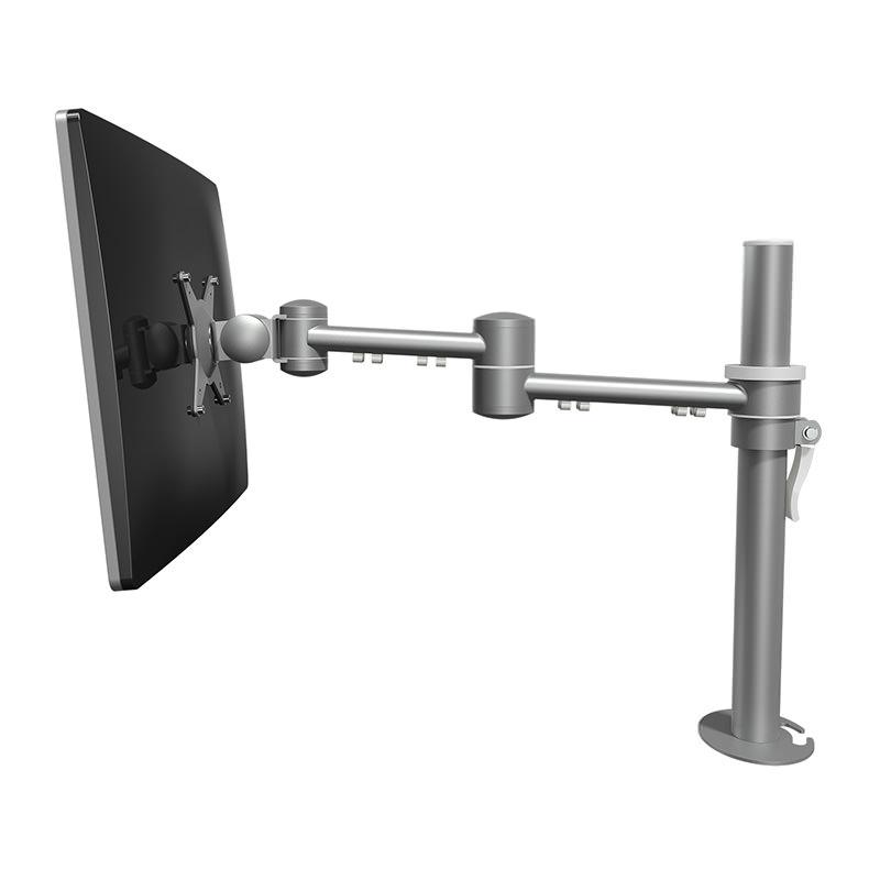 Dataflex Viewmate - bureu 662 monitorarm Officetopper monitorhouders