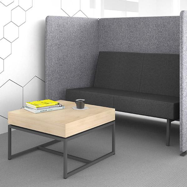 Salontafel Novus design tafel Officetopper