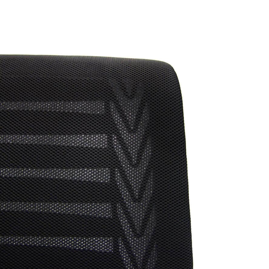 Speciale rug van de Girsberger bureaustoel Relfex Officetopper