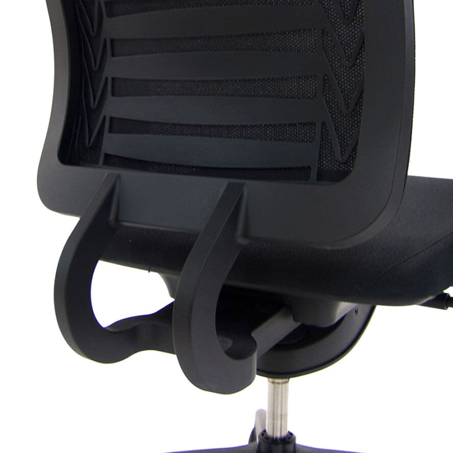 Rug van Reflex bureaustoel Officetopper