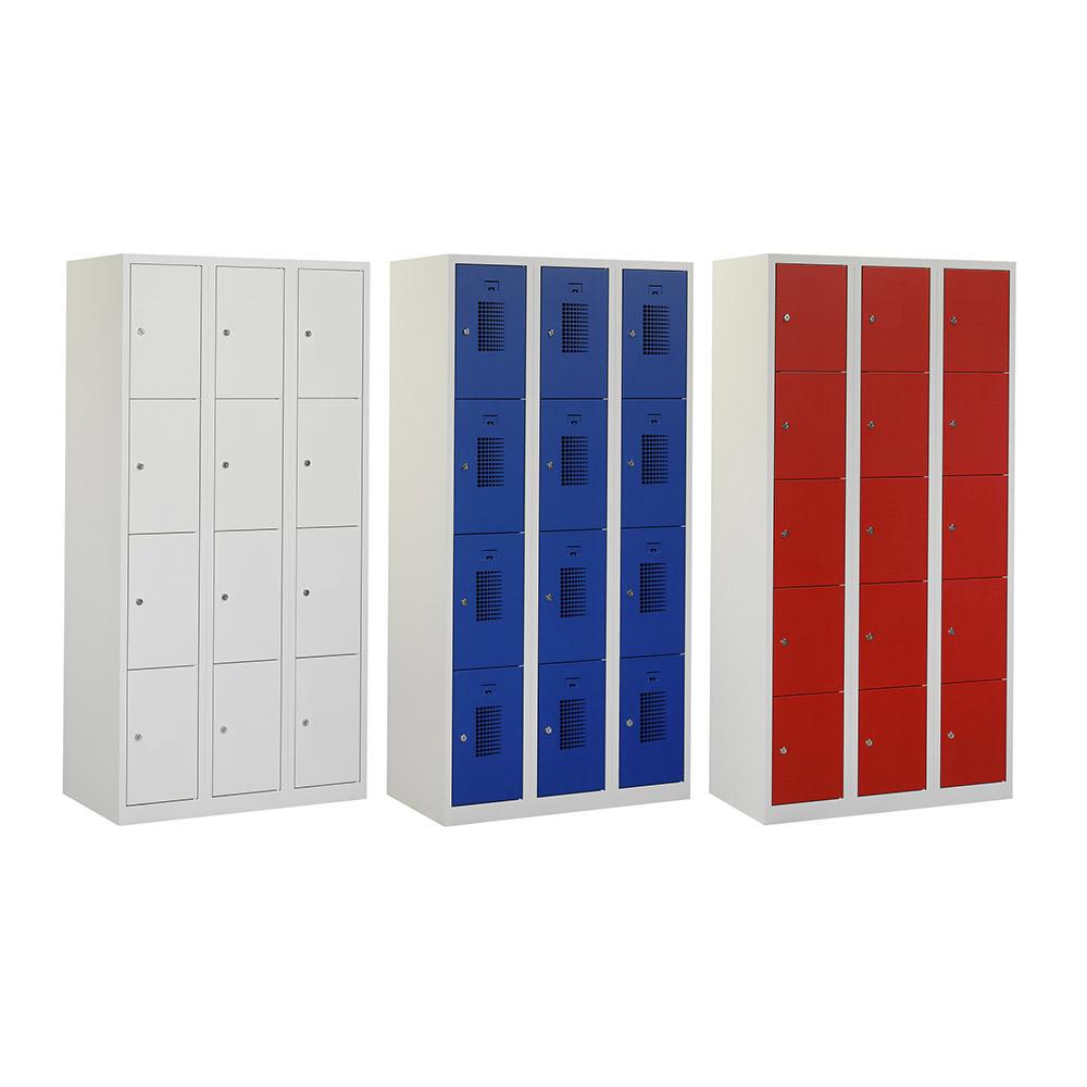 Premium locker 40 - 3 kolommen