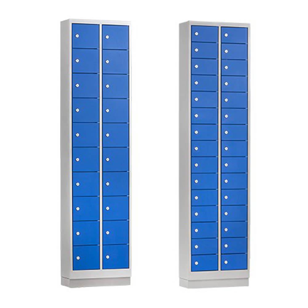 Mini Lockers Officetopper Lockers voor voor kleine voorwerpen
