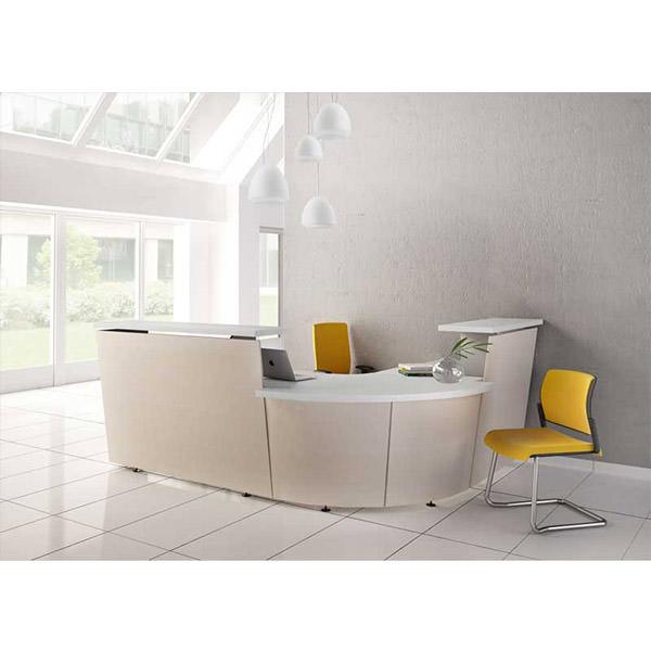 Online moderne receptiebalie bestellen Officetopper