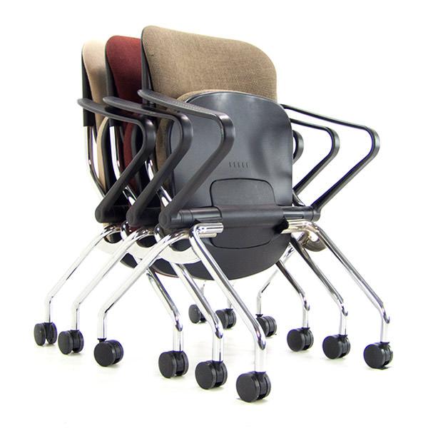 Nestbare Comforto conferentiestoel x99 Officetopper