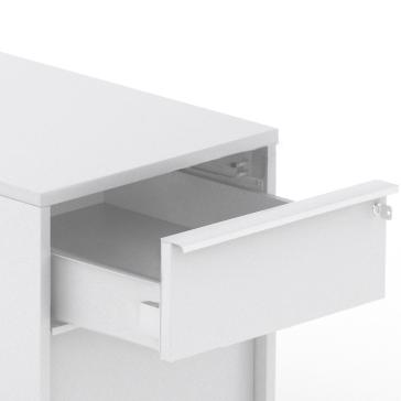 Verrijdbaar ladeblok Nova 3 Officetopper kantoormeubilair