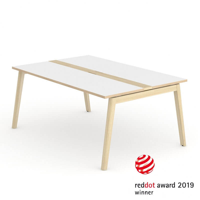 Nova-Wood-witte-vergadertafel-Red-Dot-Award