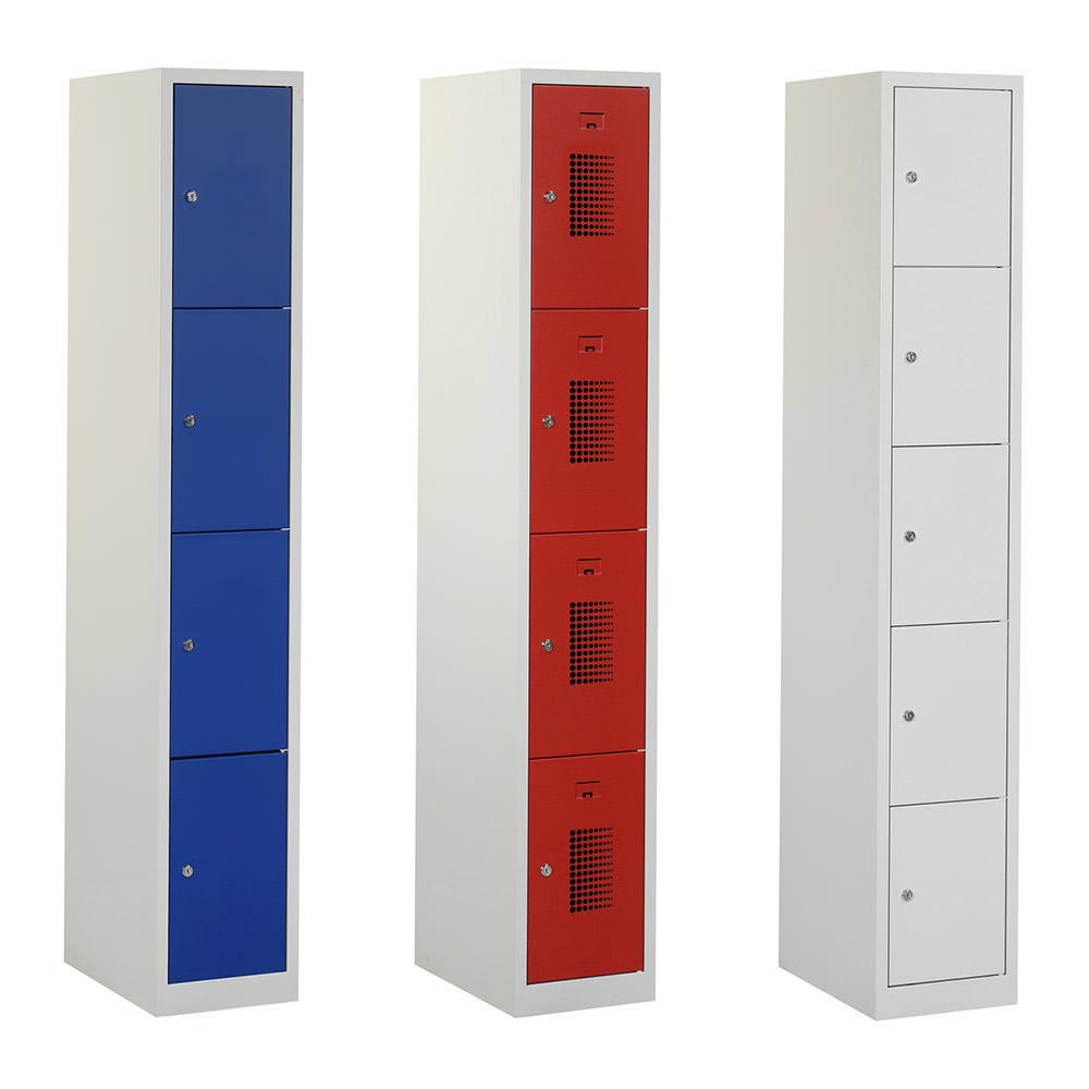 Premium locker 40 - 1 kolom - Officetopper