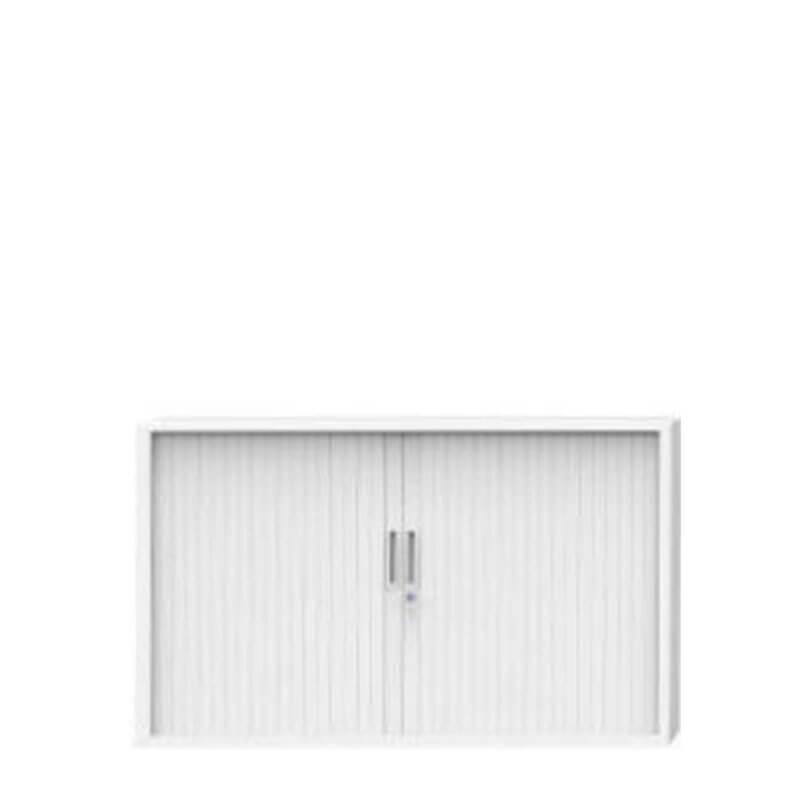 Roldeurkast Cube 1 Robberechts - 72cm hoog Officetopper rolluikkasten