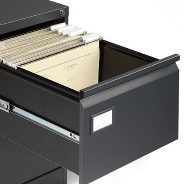 Dossierladekast 3 laden Officetopper