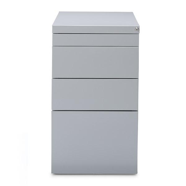 Staand-ladeblok-Elite-aluminium-ral-9006-Officetopper
