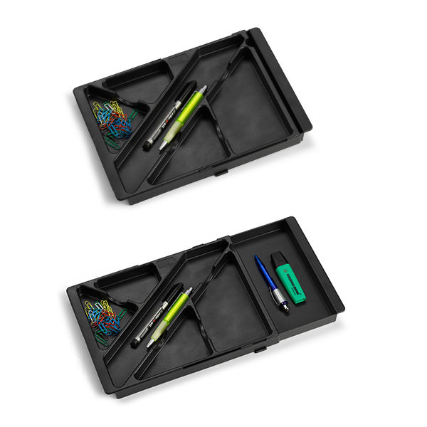 telescopische pennenbak voor ladeblok Elite