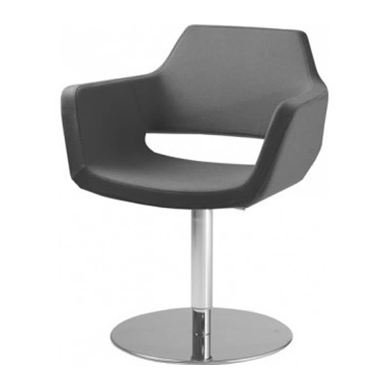 Nano fauteuil kolomvoet officetopper