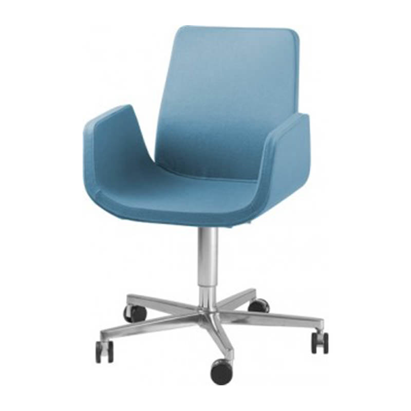 Nero fauteuil op wielen Officetopper