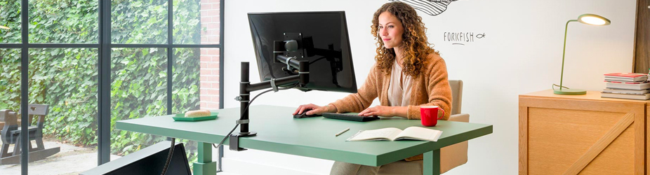 De ideale werkplek – méér dan alleen een bureau en bureaustoel